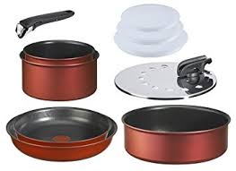 batterie cuisine induction tefal tefal l3219902 ingenio induction batterie de cuisine set de 10