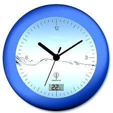 silent wall clocks bathroom wall clocks clocks bathroom wall clocks wall clocks target