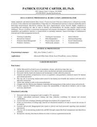 Information Security Analyst Resume Sample by Data Scientist Resume Sample Data Analysis Resume Resume Example