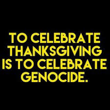 americans explain why is celebration of genocide