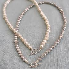 freshwater pearls necklace images Freshwater pearl necklace by kathy jobson jpg