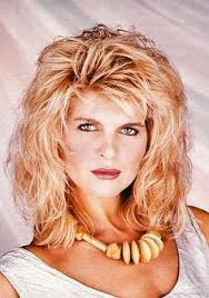 1980s feathered hair pictures one of the hairstyles that many women like a lot is her casual