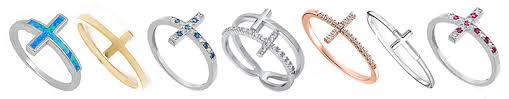 ring meaning what is the sideways cross ring meaning side cross necklaces