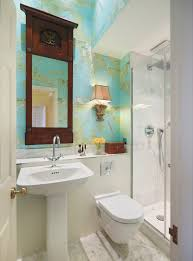 pedestal sink bathroom design ideas bathroom contemporary with loo