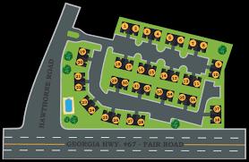 Statesboro Zip Code Map by Hawthorne Apartments Hendley Properties Statesboro Ga