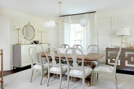 White And Wood Dining Chairs Salvaged Wood Dining Table With Gray Gustavian Dining Chairs