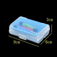 Plastic Tool Storage Containers - 1pcs mini plastic tool storage container craft organizer case