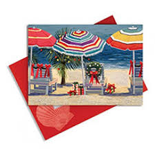 nautical christmas cards christmas cards paper products coastal products by region