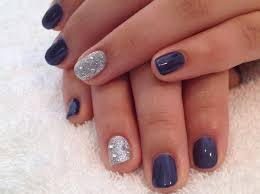 cnd shellac gel nails mornington
