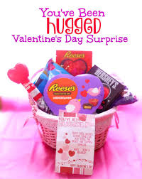 you u0027ve been hugged valentine surprise this mama loves