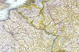 France And Germany Map by Of Road Map Background Road Map Of France And Belgium Road Map
