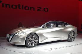 new nissan altima 2017 nissan vmotion 2 0 concept paves way for next gen altima