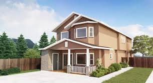 house plan hunters this simple duplex plan mirrors a great starter home to boost potential income and livability