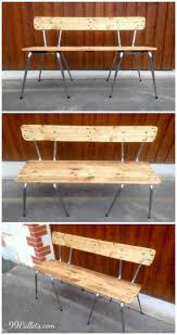 Free Wooden Park Bench Plans by Bench Stunning Park Bench Plans Bench For Porch Garden Real Easy