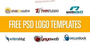 15 best free photoshop psd logo templates designsave