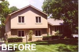 tri level carmel tri level remodel and exterior renovation gettum associates