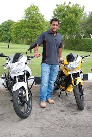 hellcat x132 dhoni msd and his bike pics crickethighlights com