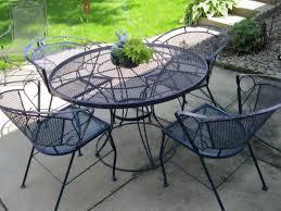 black wrought iron patio furniture sets boston read write