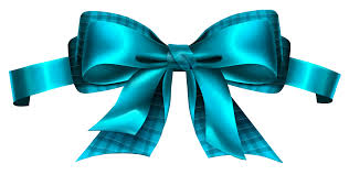teal ribbons blue checkered bow png clipart picture gallery yopriceville