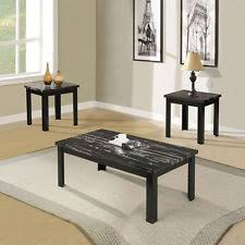 Coffee And End Table Set Marble Tables Ebay