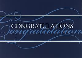 congratulations card navy congratulations card congratulations by cardsdirect