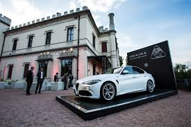 first drive behind the wheel of the alfa romeo giulia