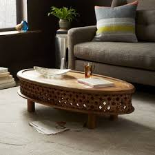 west elm round side table coffee table ideas west elm round coffeele carved wood side nook