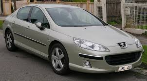 pergut car peugeot 407 wikipedia