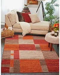 5 8 Area Rugs Bargains On Unique Loom Harvest Collection Multi 5 X 8 Area Rug 5