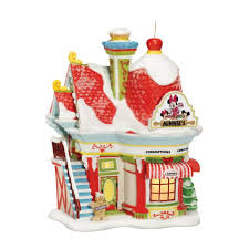 department 56 disney minnie s bakery lit house a