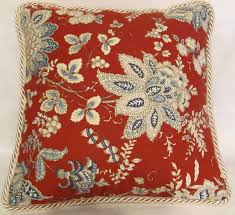 Country French Pillows Decorator French Pillows Toile Pillows