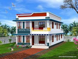 Front Design House In Small Bud India Overideas