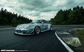 the authentic gatebil 993 gt2 evo 2 for real speedhunters