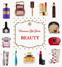 christmas gift guide beauty kristjaana