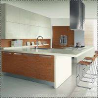 grey green modern kitchen design ideas decorating using white led