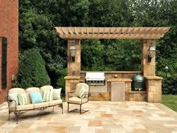 patio ideas outdoor kitchen islands with sink outdoor kitchen