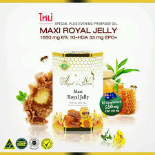 cuisine maxi s secret maxi royal jelly นมผ งแองเจ ลซ เครท 1 650mg 6 365 เม ด