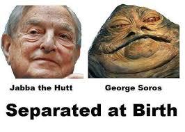 Birth Memes - jaba the hut and soros separated at birth meme soros pinterest