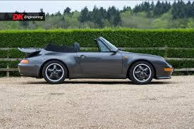 porsche 993 porsche 993 turbo cabriolet for sale vehicle sales dk engineering