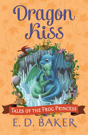 buy dragon kiss tales frog princess book 7 cheap price