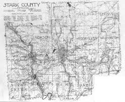 Map Of Pike County Ohio by Ohio County Map