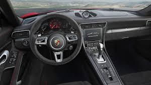 porsche 911 inside gallery 2017 porsche 911 gts interior autoweek