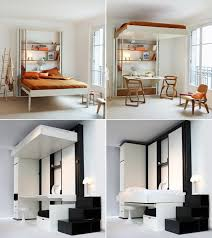 how to raise a bed elevator beds raise to the ceiling for extra space geekologie