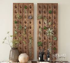 Pottery Barn Wall Phone French Wine Bottle Riddling Rack Pottery Barn