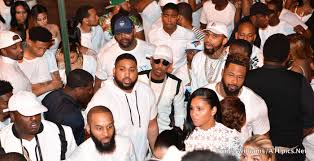 all white party show up to prive in atlanta bossip
