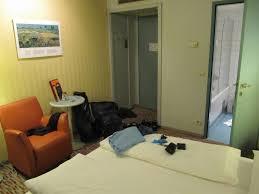 chambre hotel au mois ma chambre d hôtel à vienne photo de voyage randonnée vélo