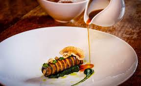 cuisine afro am icaine palé hotel luxury country house hotel restaurant