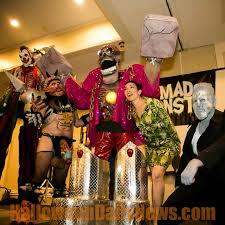 Halloween Costumes Charlotte Nc Mad Monster Party Costume Contest Highlights Photo Gallery