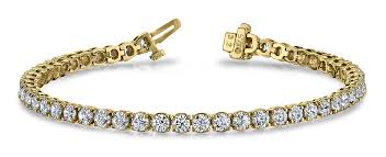 golden diamond bracelet images Gold diamond tennis bracelet jpg