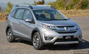 honda br v honda br v to launch in thailand first quarter of 2016